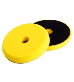 NAT DA Żółta Średnia gąbka polerska 160mm