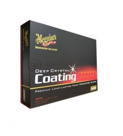 Meguiar's Deep Crystal Coating Kit