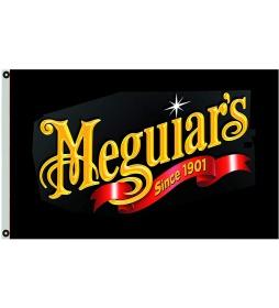 Meguiar's Logo Mesh Banner Small