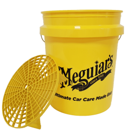 Meguiar's Professional Wash Bucket with Grit Guard
