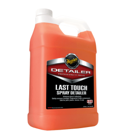 Meguiar's Last Touch Spray Detailer 1Gallon 3780ml