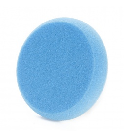 NAT Niebieska Twarda gąbka polerska 160mm