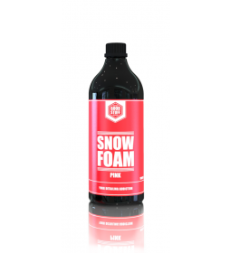 Good Stuff Snow Foam Pink 1l