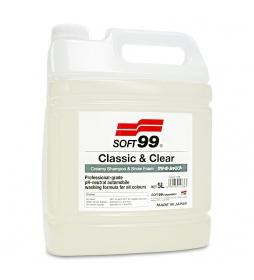 Soft99 Classic&Clear Shampoo Szampon neutralny 5L