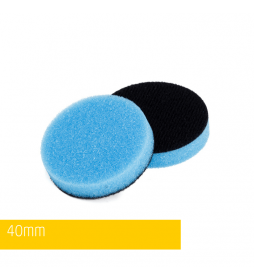 NAT Niebieska Twarda Gąbka polerska 40mm