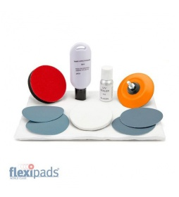 Flexipads Zestaw do renowacji reflektorów