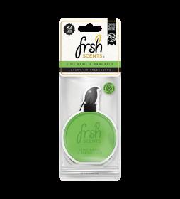 FRSH Luxury Card Lime Basil and Mandarin 2 sztuki