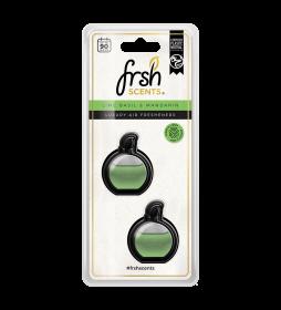 FRSH Mini Vent Deffusers Lime Mandarin 2 sztuki