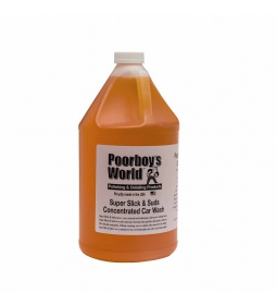Poorboy's Super Slick Suds conc. Car Wash 3785ml