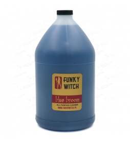 Funky Witch Blue Broom All Purpose Cleaner 3,8 L