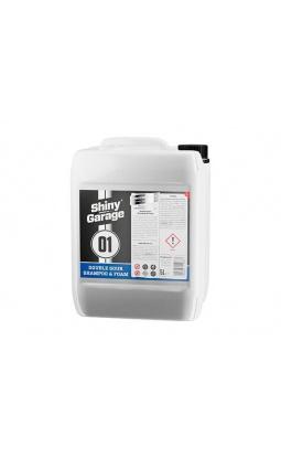 Shiny Garage Double Sour Shampoo & Foam 5L - 1