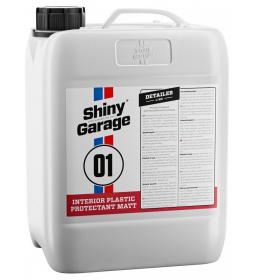 Shiny Garage Interior Plastic Protectant Matt 5L