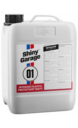 Shiny Garage Interior Plastic Protectant Matt 5L - 1