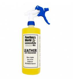 Poorboy's World Leather Air Freshener 473 ml