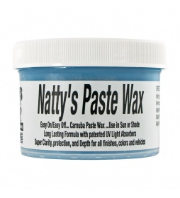 Poorboy's World Natty's Paste Wax Blue 235ml