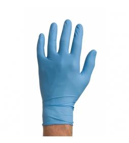 Colad Rękawiczki Nitrylowe Niebieskie 100szt L
