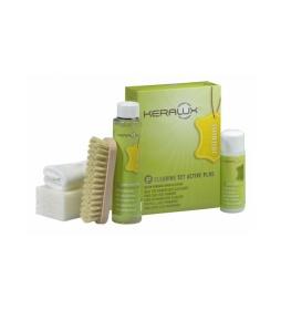 Keralux Cleaning Set Activ Plus 250+100 ml