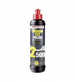 Menzerna 2500 Medium Cut Polish 250ml