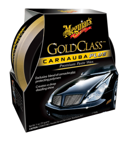 Meguiar's Gold Class Carnauba+ Premium Paste Wax
