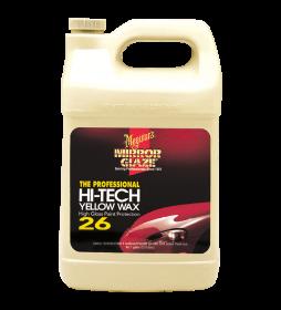Meguiar's Hi-Tech Yellow Wax Liquid 3780ml