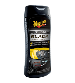 Meguiar's Ultimate Black Plastic Restorer 355ml
