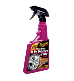 Meguiar's Hot Rims All Wheel&Tire Cleaner 710 ml