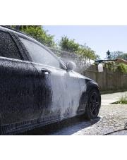 Pierwsze mycie auta po zimie